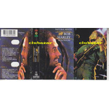 Bob Marley Antiguo Cassette Natural Mystic Sony Chile 1995