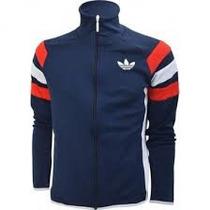 Sudadera Adidas Original Trefoil Fc Tt Jacket