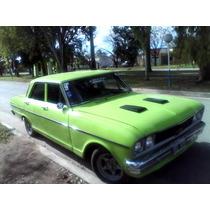 Chevrolet 400 Ss Motor 230 Color Verde Claro