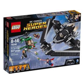 Lego Super Heroes 76046 Heroes De La Justicia Educando
