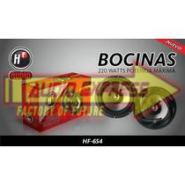 Bocinas Para Autos Hf De 6 1/2