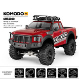 Gmade Komodo Gs01 Scale 1.9 Crawler Kit ( Nivel Experto )