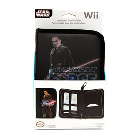 Estojo Para Wii Motion Star Wars:the Force Unleashed