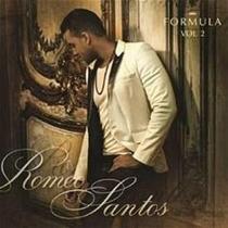 Romeo Santos Formula Vol 2 Novo Lacrado Cd 2014