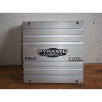 Remato Planta Pyramid 1000w 2 Can Para Cornetas Medios Bajo