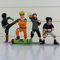 Naruto Kiba Inuzuka Sasuke Rock Lee