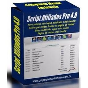 Site De Afiliados Mmn-script Afiliados Pro 4.0 - Original