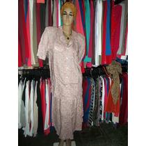 402 Vestido Señoras Conjuntos Talles 1-2-3-4-5-6-