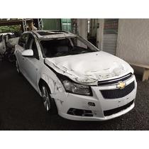 Sucata Chevrolet Cruze Ltz 2014 Somente Venda De Peças