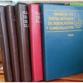 Manuales De Instalaciones Electricidad Y Otros, Ceac, 1989