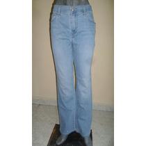 Pantalón Jeans Mezclilla Dama Levis 505 Talla 10 Original