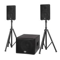 Equipo De Sonido Profesional B52 Matrix 1500