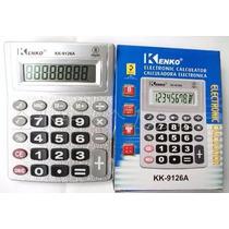 Calculadora Eletronica Kenko 8 Digitos Kk-9126a