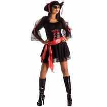Fantasia Pirata Heat Girls Sulamericana