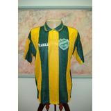 Camisa Futebol Xv De Novembro Jaú Sp Antiga Kanxa 1070