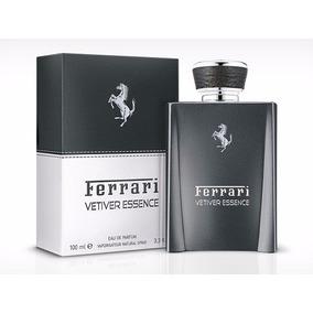 Perfume Ferrari Vetiver Essence Edp Masc 100ml