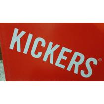 Zapato Escolar Marca Kickers Originales