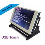 Pantalla Tft Lcd Usb Touch Hdmi 7 Pulg Raspberry Pi 2/3