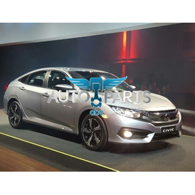Para-choque Traseiro Honda Civic 2017 - Original