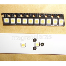Led Backlight Tvs Lg - 3v - 1w - Lote Com 10 Unidades