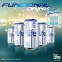 Drink Energético Life Ultra Zero - 24 Unidades De 269ml
