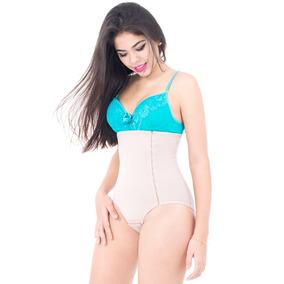 Cinta Calça Modeladora Alta Pós-parto Cirurgia Redutora Luxo