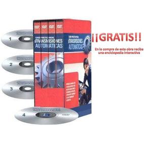 Transmisiones Automaticas 4 Dvds,curso Practico
