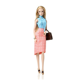 Boneca Fashion Royalty Elyse Jolie Key Pieces - Integrity To