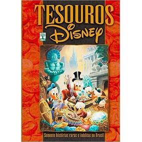 Tesouros Disney (português) Capa Dura Quadrinhos