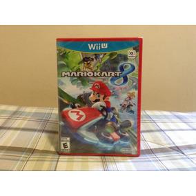 Mario Kart 8 Wii U Nuevo Sellado
