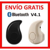 6 Pcs. Mini Audífono Manos Libres Bluetooth Llamadas Música