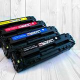 Toner Alternativo Scp Ce310a 1/2/3 Para Hp Laserjet Cp1025