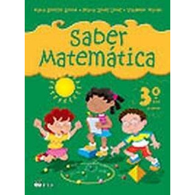 Livro Saber Matemática 3º Ano Ed:ftd