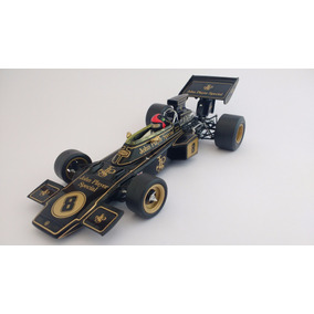 Lotus 72d - Emerson Fittipaldi -1/18- British Gp Winner 1972