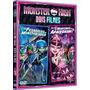 Dvd Monster High - Pesadelos/monstros Se Apaixonam - Lacrado