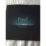 Catalogo Relojes Piaget Original Año 2016