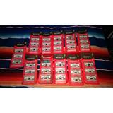 Set De 11 Packs De 3 Microcassette Sony