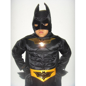 Disfraz De Batman Envio Regalo Niños Super Heroes