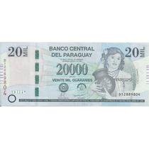 Paraguay 20000 Guaranies P225