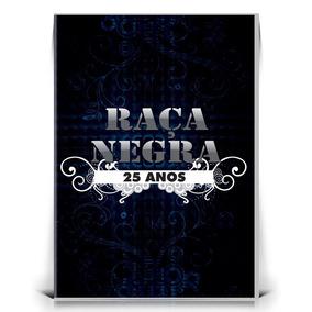 Dvd - Raça Negra - 25 Anos - Lacrado