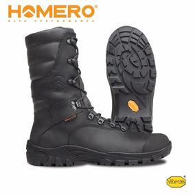 Bota Tática Militar Homero Ulisses Dry Impermeavel Vibram