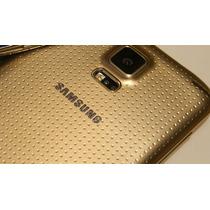 Samsung Galaxy S5 Dorado Nuevo Barato Desbloqueado