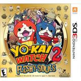 Yo-kai Whatch Nintendo 3ds ¡ganga!