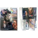 Dvd Originais Frank Sinatra +3dvds Filmes Raros + Barato