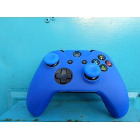 Capa De Controle Xbox One Azul