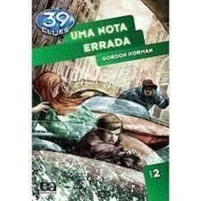 Livro the 39 clues box livros no mercado livre brasil uma nota errada the 39 clues livro 2 gordon korman fandeluxe Images