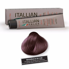 Kit Coloração Itallian, Tonalizante Coloratto + Tabela Cores