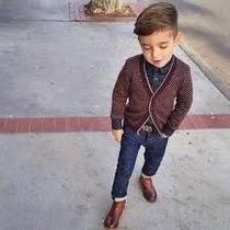 Pantalon Jeans Unisex Para Niños Y Niñas