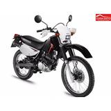 Moto Honda Xr150l Año 2017 Color Blanco, Negro, Rojo