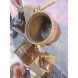 Hermosas Tazas Chocolateras Con Su Base!!! Traidas D Quibor